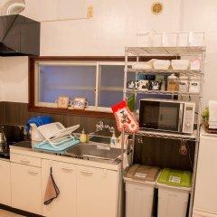 Galo Hostel Kobe Кобе в номере