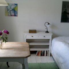 Отель The Little Guesthouse Копенгаген комната для гостей
