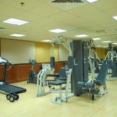Al Manar Hotel Apartments фитнесс-зал фото 2