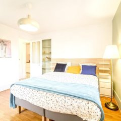 Апартаменты Apartment With 2 Bedrooms in Boulogne-billancourt, With Furnished Terrace and Wifi Булонь-Бийанкур фото 12