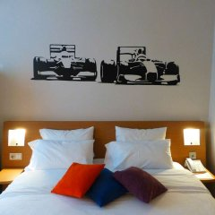 Отель Novotel Wien City Австрия, Вена - 1 отзыв об отеле, цены и фото номеров - забронировать отель Novotel Wien City онлайн комната для гостей фото 2