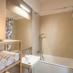 Отель Apartamenty London ванная