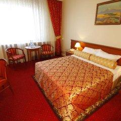Президент-Отель 4* Стандартный номер с двуспальной кроватью фото 11