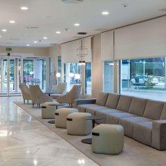 Отель NH Madrid Barajas Airport интерьер отеля