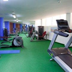 Отель Club Drago Park Коста Кальма фитнесс-зал фото 2