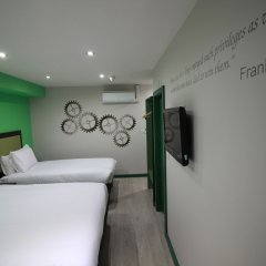 Best Western London Peckham Hotel комната для гостей фото 5