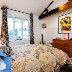 Апартаменты Veeve Bryanston Square Marylebone Apartment комната для гостей фото 2