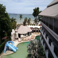 The Pattaya Discovery Beach Hotel Pattaya пляж