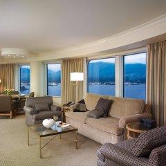 Отель Pan Pacific Vancouver Канада, Ванкувер - отзывы, цены и фото номеров - забронировать отель Pan Pacific Vancouver онлайн комната для гостей фото 5