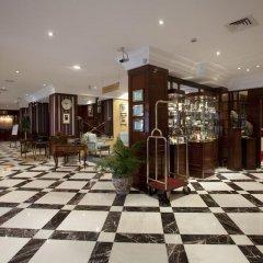 Sercotel Gran Hotel Conde Duque интерьер отеля