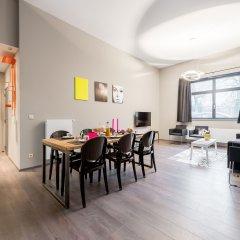 Отель Smartflats Design - Schuman Брюссель комната для гостей фото 3