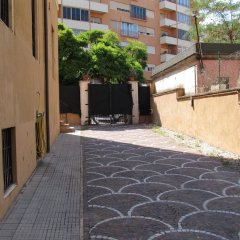Отель Dea Roma Inn парковка