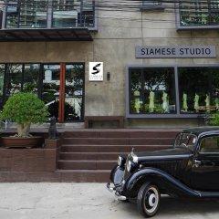 Отель Siamese Studio Таиланд, Бангкок - отзывы, цены и фото номеров - забронировать отель Siamese Studio онлайн городской автобус