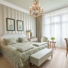 Romantik Hotel das Smolka комната для гостей фото 5