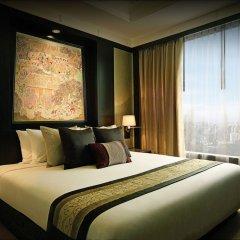 Отель Banyan Tree Bangkok комната для гостей