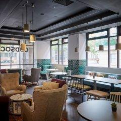 Отель Jurys Inn Manchester City Centre Великобритания, Манчестер - отзывы, цены и фото номеров - забронировать отель Jurys Inn Manchester City Centre онлайн гостиничный бар
