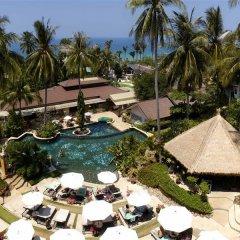 Отель Karona Resort & Spa пляж фото 2