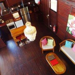 Отель Robinson's Cove Villas Французская Полинезия, Муреа - отзывы, цены и фото номеров - забронировать отель Robinson's Cove Villas онлайн развлечения