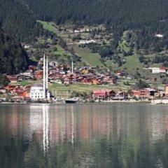 Royal Uzungol Hotel&Spa Турция, Узунгёль - отзывы, цены и фото номеров - забронировать отель Royal Uzungol Hotel&Spa онлайн приотельная территория
