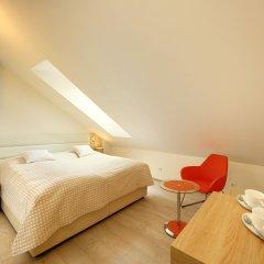Отель Salvator Boutique Прага комната для гостей