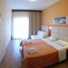 Отель Aloni Hotel Греция, Пефкохори - отзывы, цены и фото номеров - забронировать отель Aloni Hotel онлайн комната для гостей фото 3