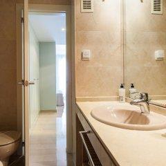 Отель ApartUP Green Opera Views Испания, Валенсия - отзывы, цены и фото номеров - забронировать отель ApartUP Green Opera Views онлайн ванная