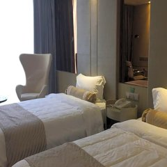 Отель Wu Fu Business Boutique Xixiang Branch Шэньчжэнь комната для гостей фото 2