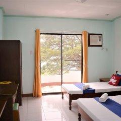 Отель Zen Rooms Baywalk Palawan Филиппины, Пуэрто-Принцеса - отзывы, цены и фото номеров - забронировать отель Zen Rooms Baywalk Palawan онлайн комната для гостей фото 3