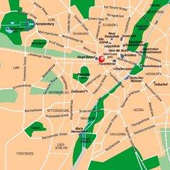 Отель Le Méridien Munich Германия, Мюнхен - 3 отзыва об отеле, цены и фото номеров - забронировать отель Le Méridien Munich онлайн городской автобус