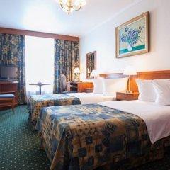 Гостиница Корстон, Москва 4* Стандартный номер с разными типами кроватей фото 8