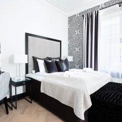 Апартаменты Frogner House Apartments Bygdoy Alle 53 Осло комната для гостей фото 7