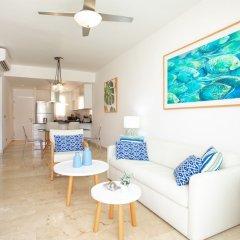 Отель Coral House Suites Доминикана, Пунта Кана - отзывы, цены и фото номеров - забронировать отель Coral House Suites онлайн комната для гостей фото 5