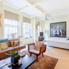 Отель onefinestay - Chelsea private homes США, Нью-Йорк - отзывы, цены и фото номеров - забронировать отель onefinestay - Chelsea private homes онлайн питание