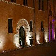Отель Domus Mariae Benessere Сиракуза гостиничный бар