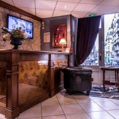 Отель De Senlis Франция, Париж - 1 отзыв об отеле, цены и фото номеров - забронировать отель De Senlis онлайн интерьер отеля фото 3