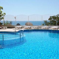 Отель Alex Beach Свети Влас бассейн