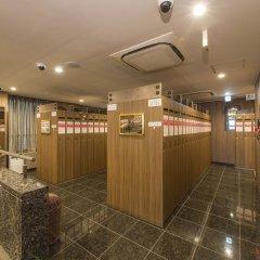 Отель Anshin Oyado Premier Shinbashi Shiodome интерьер отеля фото 3