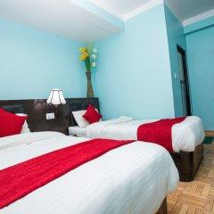 Отель OYO 222 Hotel New Himalayan Непал, Катманду - отзывы, цены и фото номеров - забронировать отель OYO 222 Hotel New Himalayan онлайн комната для гостей фото 3