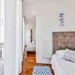 Отель 49 - Pretty Flat in Menilmontant Париж комната для гостей фото 2