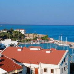 Отель Beyaz Konak Evleri пляж фото 2