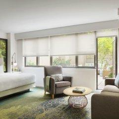 Отель Gardens Suites Hotel by Affinia США, Нью-Йорк - отзывы, цены и фото номеров - забронировать отель Gardens Suites Hotel by Affinia онлайн комната для гостей фото 3