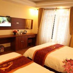 Отель Son Ha Sapa Hotel Plus Вьетнам, Шапа - отзывы, цены и фото номеров - забронировать отель Son Ha Sapa Hotel Plus онлайн удобства в номере фото 2