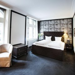 Отель First Hotel Kong Frederik Дания, Копенгаген - отзывы, цены и фото номеров - забронировать отель First Hotel Kong Frederik онлайн комната для гостей фото 5