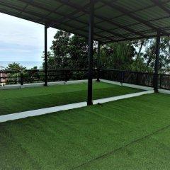 Отель Rublom & Chomview Huahin Pranburi спортивное сооружение