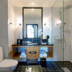 Отель Lilla Roberts Финляндия, Хельсинки - 3 отзыва об отеле, цены и фото номеров - забронировать отель Lilla Roberts онлайн ванная фото 2