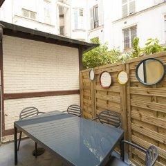 Отель Milestay - Paris Montmartre Париж балкон