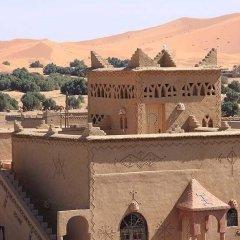 Отель Dar Tafouyte Марокко, Мерзуга - отзывы, цены и фото номеров - забронировать отель Dar Tafouyte онлайн пляж фото 2