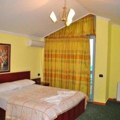 Отель Dajti Park 4* Стандартный номер с двуспальной кроватью фото 3