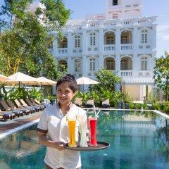 Отель Hoi An Garden Palace & Spa с домашними животными