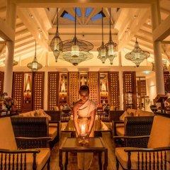 Отель InterContinental Samui Baan Taling Ngam Resort интерьер отеля фото 2